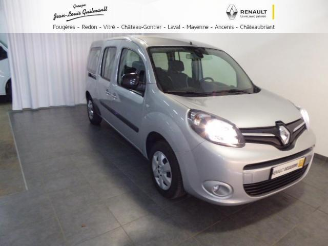 voiture occasion renault kangoo dci 110 energy 7 pl grand intens 2016 diesel 53940 saint. Black Bedroom Furniture Sets. Home Design Ideas