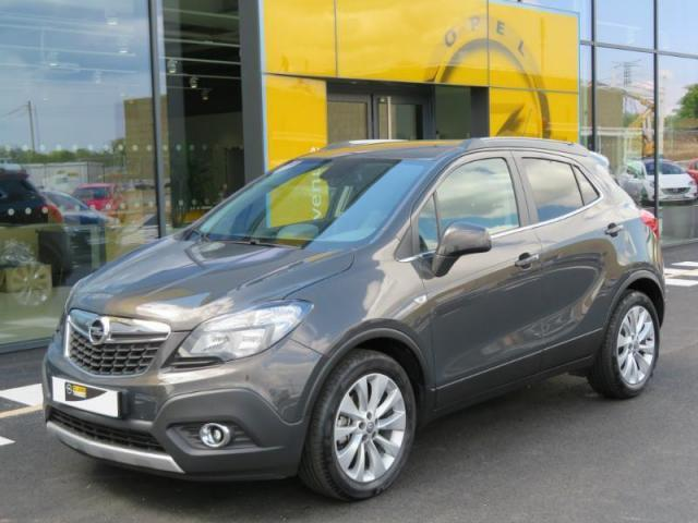 voiture occasion opel mokka 1 6 cdti 136ch cosmo pack auto 4x2 2016 diesel 53000 laval mayenne. Black Bedroom Furniture Sets. Home Design Ideas