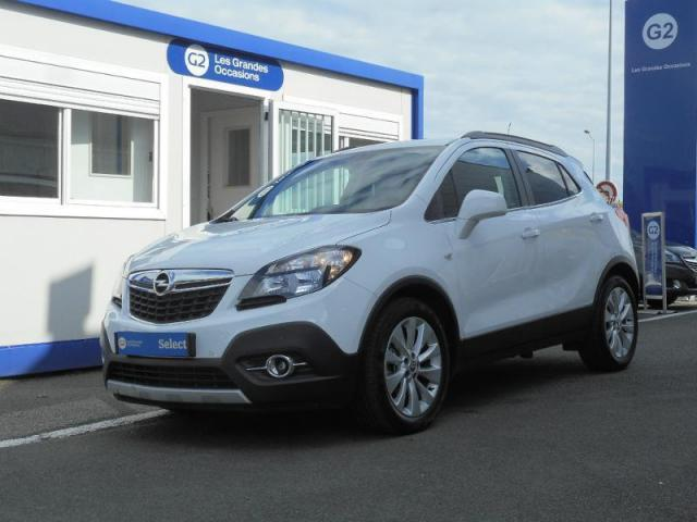 voiture occasion opel mokka 1 4 turbo 140ch cosmo 4x2 2016. Black Bedroom Furniture Sets. Home Design Ideas