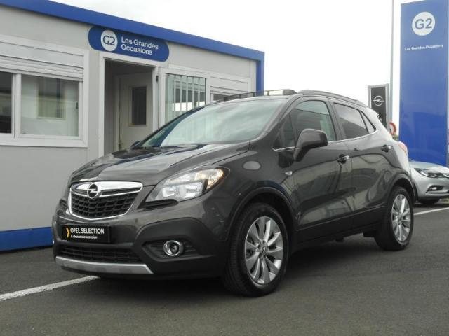voiture occasion opel mokka 1 6 cdti 136ch cosmo pack 4x2 2016 diesel 53000 laval mayenne. Black Bedroom Furniture Sets. Home Design Ideas