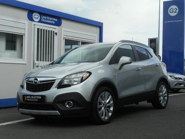 voiture occasion opel mokka 1 4 turbo 140 cosmo gps 2016. Black Bedroom Furniture Sets. Home Design Ideas