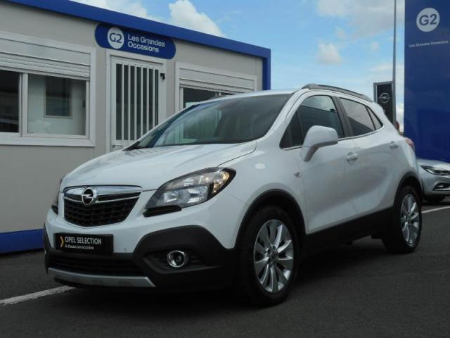 voiture occasion opel mokka 1 4 turbo 140ch cosmo gps 4x2. Black Bedroom Furniture Sets. Home Design Ideas