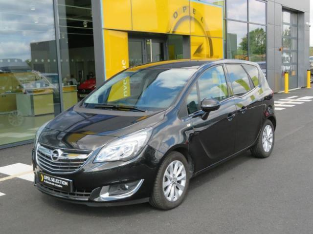 voiture occasion opel meriva 1 4 turbo twinport 120 cosmo gps s 2016 essence 53000 laval mayenne. Black Bedroom Furniture Sets. Home Design Ideas
