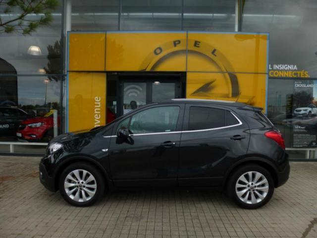 voiture occasion opel mokka 1 6 cdti 136ch cosmo pack ecoflex start 2016 diesel 53000 laval. Black Bedroom Furniture Sets. Home Design Ideas
