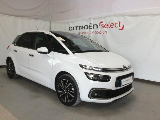 voiture occasion citroen c4 picasso bluehdi 150ch shine s 2016 diesel 53000 laval mayenne. Black Bedroom Furniture Sets. Home Design Ideas