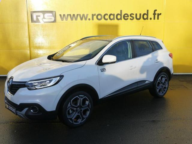 voiture occasion renault kadjar 1 2 tce 130ch energy intens 2016 essence 49610 saint melaine sur. Black Bedroom Furniture Sets. Home Design Ideas