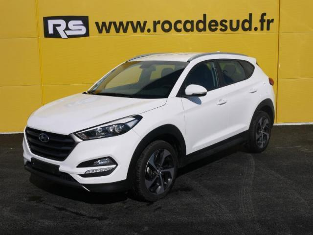 voiture occasion hyundai tucson 2 0 crdi 136ch creative 2wd 2016 diesel 49610 saint melaine sur. Black Bedroom Furniture Sets. Home Design Ideas