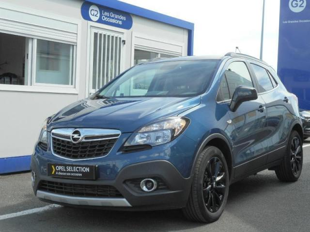 voiture occasion opel mokka 1 6 cdti 136ch color edition 4x2 2016 diesel 53000 laval mayenne. Black Bedroom Furniture Sets. Home Design Ideas