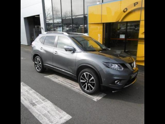 voiture occasion nissan x trail 1 6 dci 130ch tekna euro6 2016 diesel 53000 laval mayenne. Black Bedroom Furniture Sets. Home Design Ideas