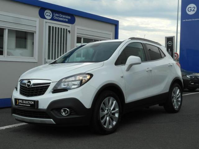 voiture occasion opel mokka 1 6 cdti 110ch cosmo gps 2016 diesel 53000 laval mayenne. Black Bedroom Furniture Sets. Home Design Ideas