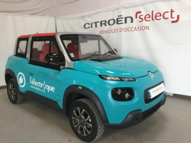 voiture occasion citroen e mehari electrique 2016 electrique 53000 laval mayenne votreautofacile. Black Bedroom Furniture Sets. Home Design Ideas