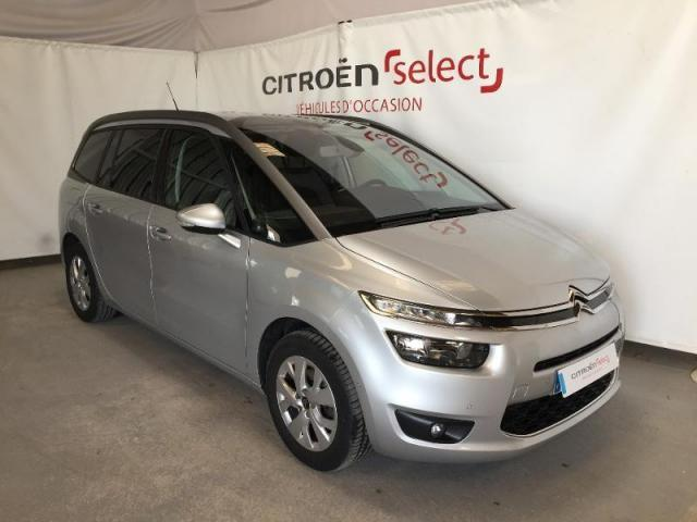 voiture occasion citroen grand c4 picasso bluehdi 120ch intensive s 2016 diesel 53000 laval. Black Bedroom Furniture Sets. Home Design Ideas
