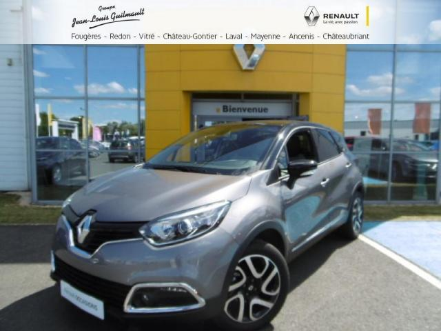 voiture occasion renault captur tce 90 energy intens 2016 essence 44150 ancenis loire atlantique. Black Bedroom Furniture Sets. Home Design Ideas