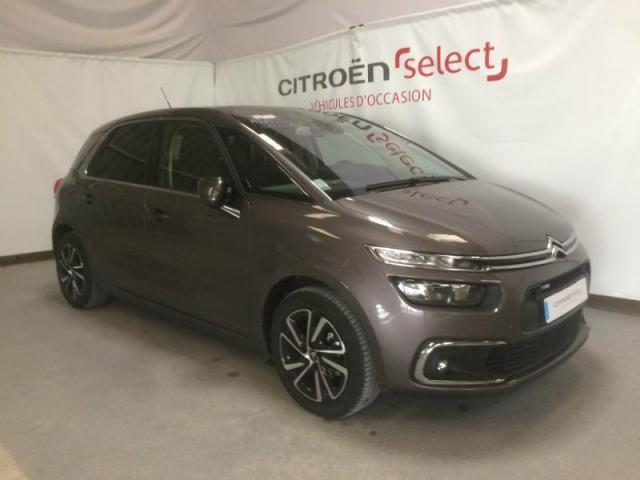 voiture occasion citroen c4 picasso puretech 130ch feel s 2017 essence 53000 laval mayenne. Black Bedroom Furniture Sets. Home Design Ideas