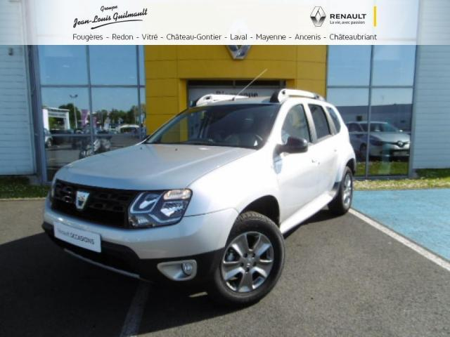 voiture occasion dacia duster tce 125 4x2 black touch 2017 essence 44150 ancenis loire. Black Bedroom Furniture Sets. Home Design Ideas