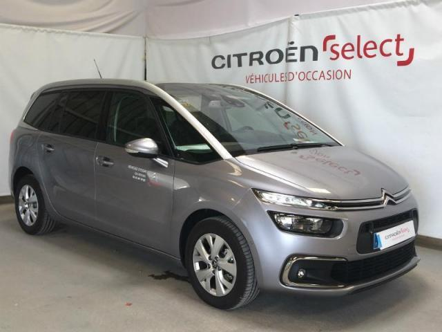 voiture occasion citroen grand c4 picasso bluehdi 120ch feel s 2017 diesel 53000 laval mayenne. Black Bedroom Furniture Sets. Home Design Ideas