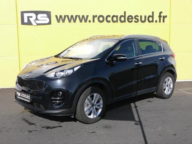 voiture occasion kia sportage 1 6 gdi 132ch isg active 4x2 2017 essence 49610 saint melaine sur. Black Bedroom Furniture Sets. Home Design Ideas