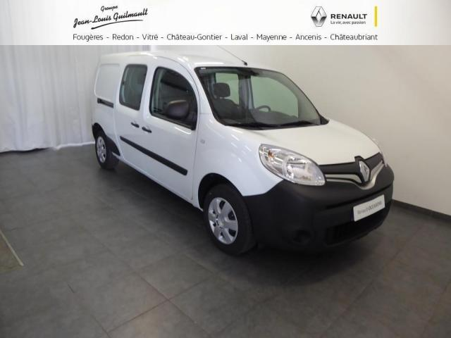 voiture occasion renault kangoo ca maxi 1 5 dci 110 energy e6 extra r link 2017 diesel 53940. Black Bedroom Furniture Sets. Home Design Ideas