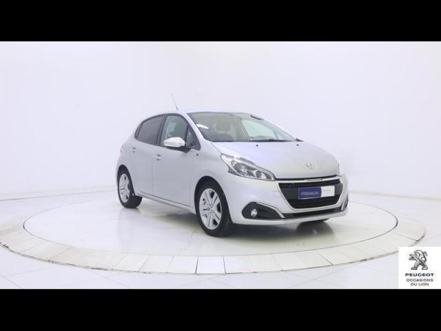 voiture occasion peugeot 208 1 6 bluehdi 75ch style 5p 2017 diesel 53000 laval mayenne. Black Bedroom Furniture Sets. Home Design Ideas