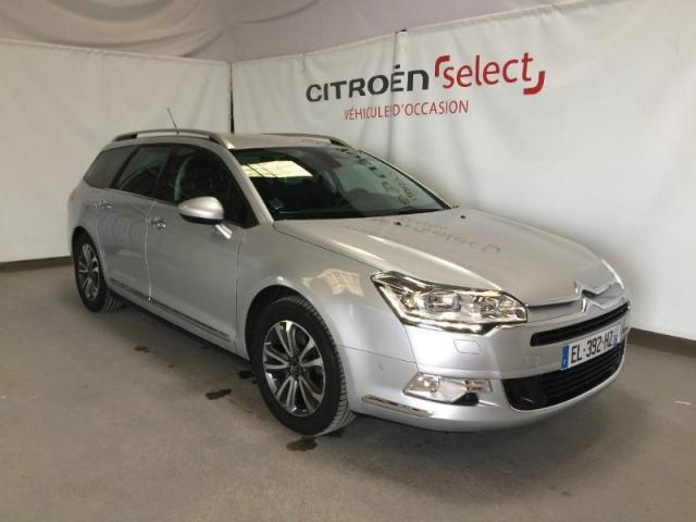 voiture occasion citroen c5 tourer 2 0 bluehdi 180ch hydractive millenium s 2017 diesel 53000. Black Bedroom Furniture Sets. Home Design Ideas