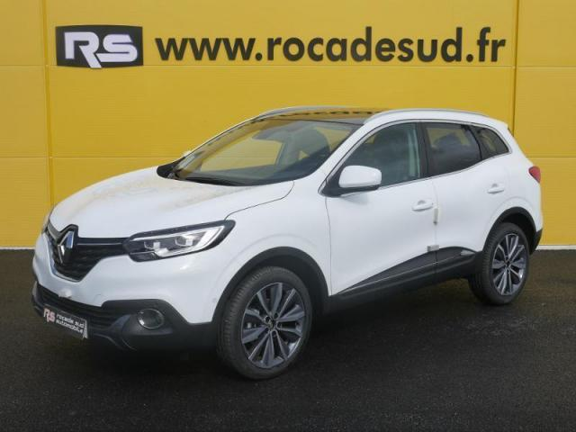 voiture occasion renault kadjar 1 2 tce 130ch energy. Black Bedroom Furniture Sets. Home Design Ideas