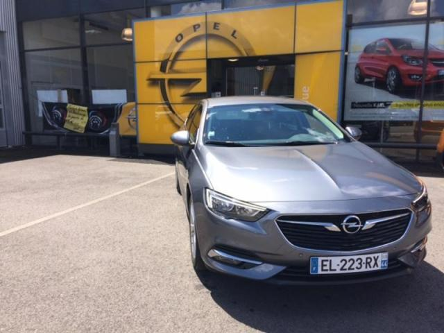 voiture occasion opel insignia 1 6 turbo d 136ch. Black Bedroom Furniture Sets. Home Design Ideas