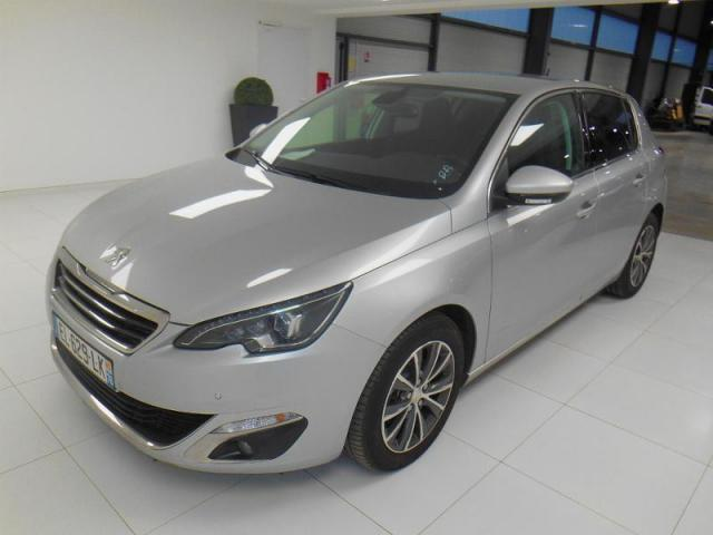 voiture occasion peugeot 308 1 6 bluehdi 120ch allure s 2017 diesel 53000 laval mayenne. Black Bedroom Furniture Sets. Home Design Ideas