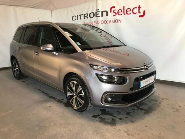 voiture occasion citroen grand c4 picasso puretech 130ch feel s 2017 essence 53000 laval mayenne. Black Bedroom Furniture Sets. Home Design Ideas