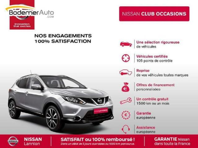voiture occasion nissan qashqai 1 5 dci 110ch business edition 2017 diesel 22300 lannion c tes d. Black Bedroom Furniture Sets. Home Design Ideas