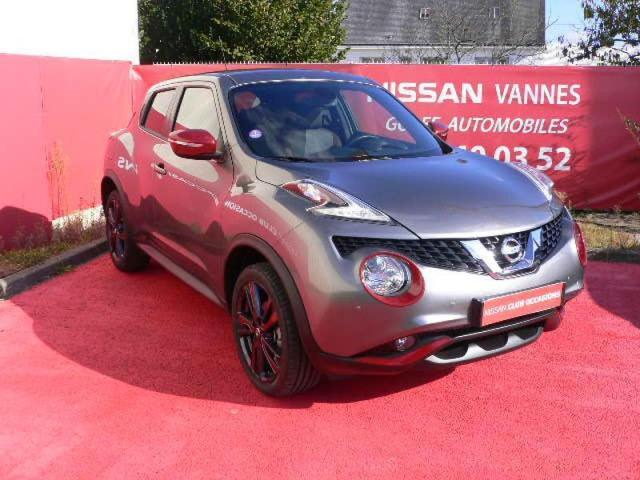 voiture occasion nissan juke 1 2 dig t 115ch n connecta 2017 essence 56880 ploeren morbihan. Black Bedroom Furniture Sets. Home Design Ideas