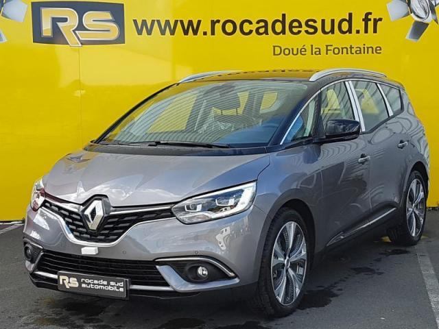 voiture occasion renault grand scenic 1 5 dci 110 energy intens edc 7 places 2017 diesel 49610. Black Bedroom Furniture Sets. Home Design Ideas