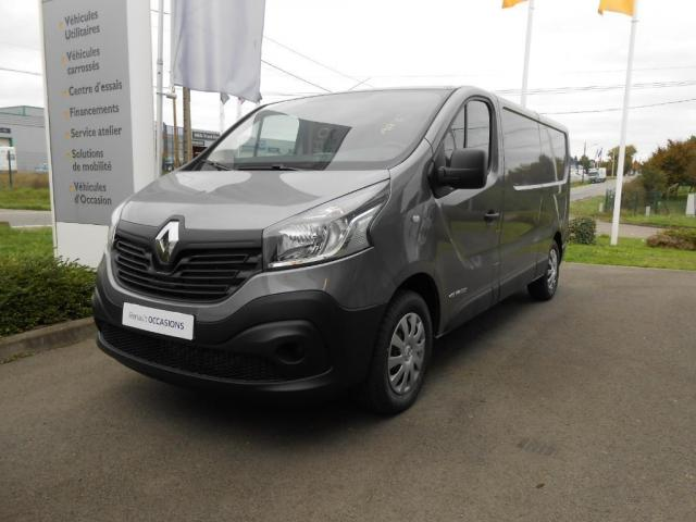 voiture occasion renault trafic fgn l2h1 1200 kg dci 145 energy e6 grand confort 2017 diesel. Black Bedroom Furniture Sets. Home Design Ideas