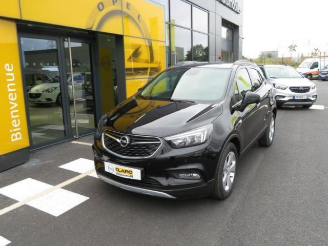 voiture occasion opel mokka 1 4 turbo 140ch elite 4x2 bva 2017 essence 53000 laval mayenne. Black Bedroom Furniture Sets. Home Design Ideas