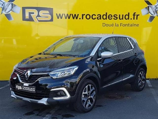 voiture occasion renault captur 1 2 tce 120ch energy intens edc 2017 essence 49610 saint melaine. Black Bedroom Furniture Sets. Home Design Ideas