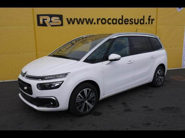voiture occasion citroen grand c4 picasso bluehdi 150ch shine s 2018 diesel 49610 saint melaine. Black Bedroom Furniture Sets. Home Design Ideas
