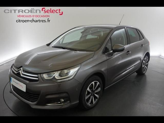 voiture occasion citroen c4 puretech 130ch millenium s 2018 essence 53000 laval mayenne. Black Bedroom Furniture Sets. Home Design Ideas