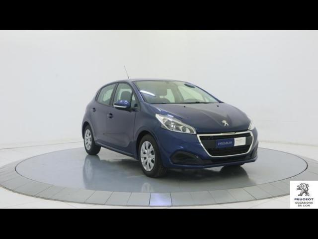 voiture occasion peugeot 208 1 6 bluehdi 100ch active business s 2018 diesel 53000 laval mayenne. Black Bedroom Furniture Sets. Home Design Ideas