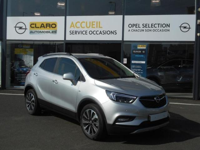 voiture occasion opel mokka 1 6 d 136ch blueinjection ultimate 4x2 2018 diesel 53000 laval. Black Bedroom Furniture Sets. Home Design Ideas