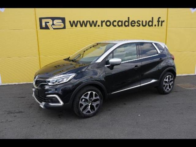 voiture occasion renault captur 1 2 tce 120ch energy intens edc 2018 essence 49610 saint melaine. Black Bedroom Furniture Sets. Home Design Ideas