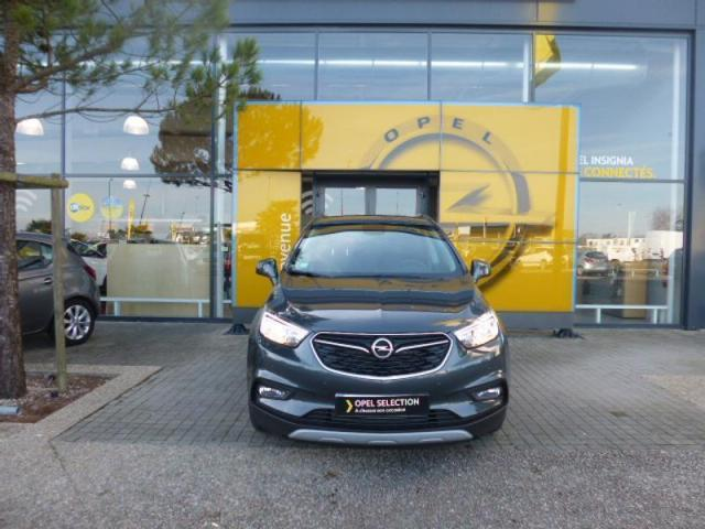 voiture occasion opel mokka 1 4 turbo 140ch innovation 4x2 2018 essence 53000 laval mayenne. Black Bedroom Furniture Sets. Home Design Ideas