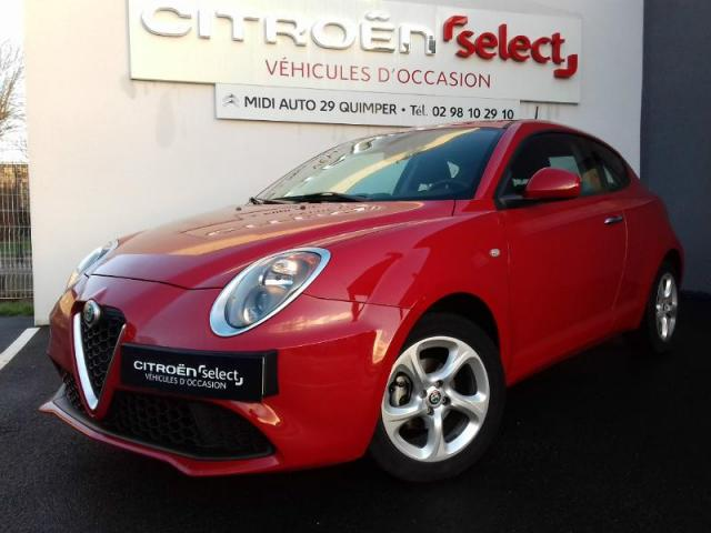 voiture occasion alfa romeo mito 1 4 mpi 78 stop start 5. Black Bedroom Furniture Sets. Home Design Ideas