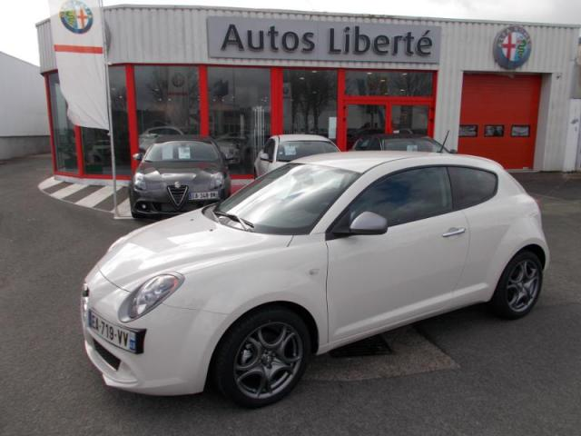voiture occasion alfa romeo mito 1 4 tb 120ch sprint gpl 2016 gpl 49000 angers maine et loire. Black Bedroom Furniture Sets. Home Design Ideas