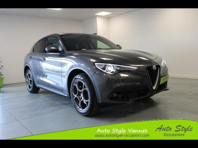 voiture occasion alfa romeo stelvio 2 2 diesel 210ch super. Black Bedroom Furniture Sets. Home Design Ideas