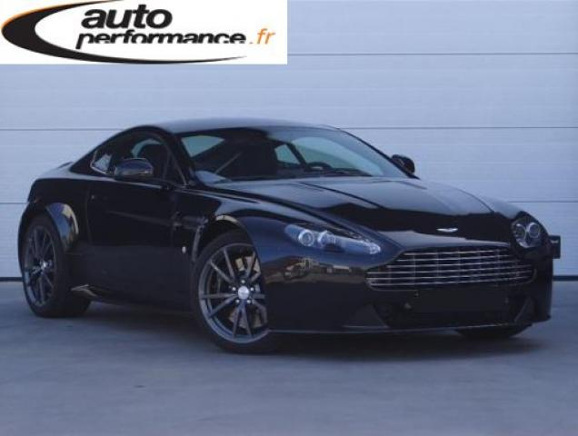 voiture occasion aston martin vantage v8 4 7 s sportshift. Black Bedroom Furniture Sets. Home Design Ideas