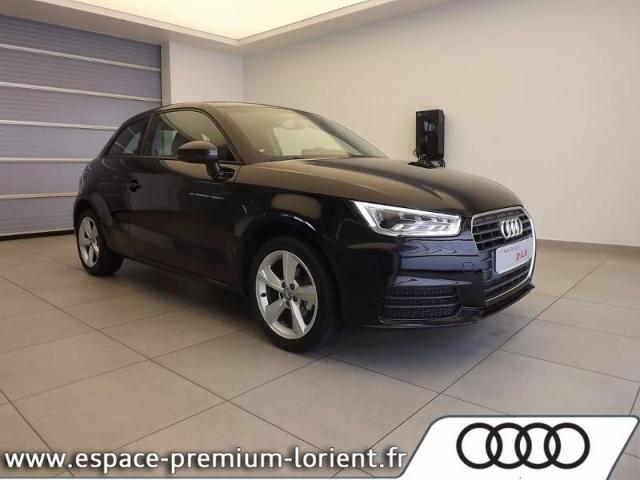 voiture occasion audi a1 1 0 tfsi 82ch metropolitan 2017 essence 56600 lanester morbihan. Black Bedroom Furniture Sets. Home Design Ideas