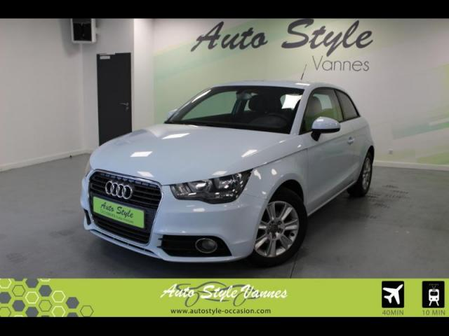 voiture occasion audi a1 1 2 tfsi 86ch ambiente 2012. Black Bedroom Furniture Sets. Home Design Ideas