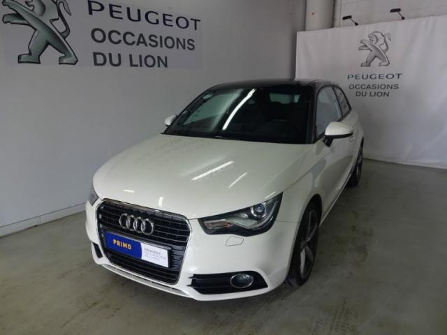 voiture occasion audi a1 1 6 tdi 105ch fap ambition 2010 diesel 14000 caen calvados. Black Bedroom Furniture Sets. Home Design Ideas