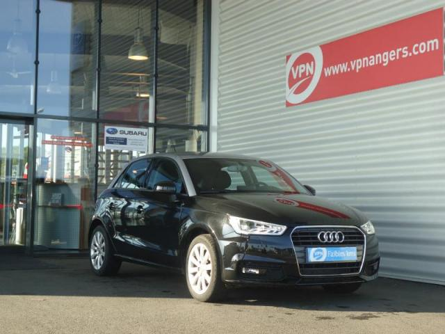 voiture occasion audi a1 1 0 tfsi 95ch ultra ambition 2016. Black Bedroom Furniture Sets. Home Design Ideas
