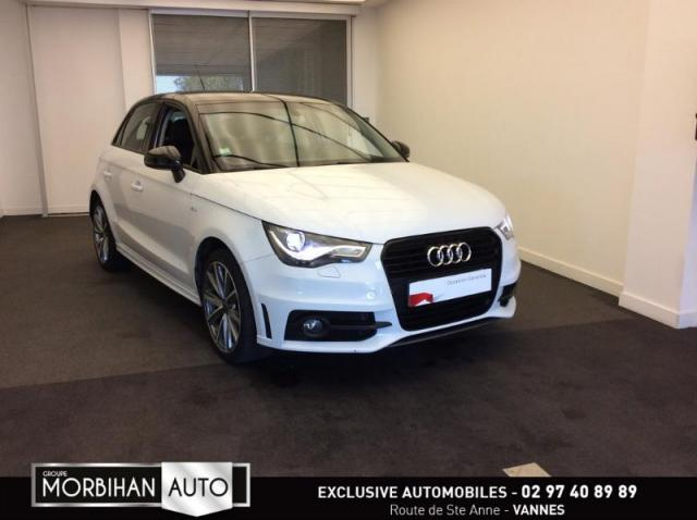 voiture occasion audi a1 1 2 tfsi 86ch urban sport 2014 essence 56000 vannes morbihan. Black Bedroom Furniture Sets. Home Design Ideas