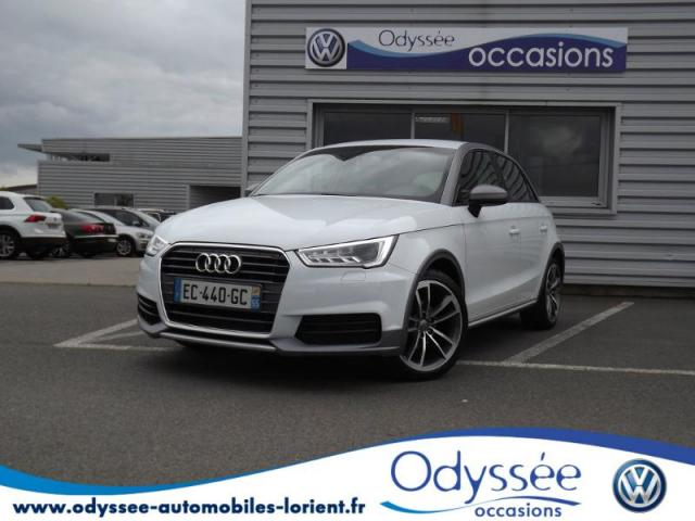 voiture occasion audi a1 1 4 tdi 90ch ultra active s tronic 7 2016 diesel 56600 lanester. Black Bedroom Furniture Sets. Home Design Ideas